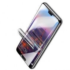 Folie TPUSilicon Huawei P20 Pro Fullcover Fata Clear Ecran Display LCD