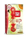 Supa de rosii cu hrisca bio 1L