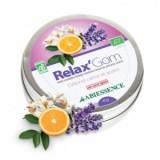 Relax Gom - bomboane bio gumate pt relaxare 45 g / Abiessence