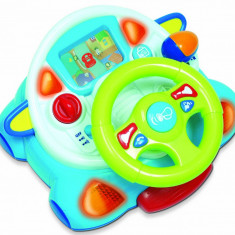 Jucarie interactiva - Primul meu volan PlayLearn Toys
