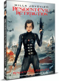 Resident Evil: Rasplata / Resident Evil: Retribution - DVD Mania Film