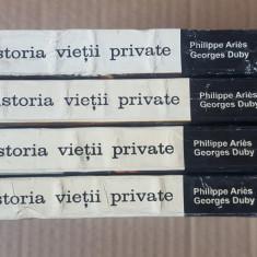 Istoria Vietii Private Vol. 3+4+5+6