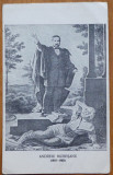 Carte postala necirculata , Andrei Muresianu , Abrud , 1923