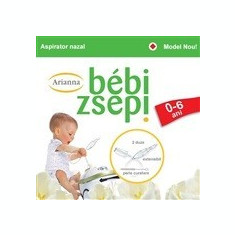 Arianna Bebizsepi - dispozitiv nazal pentru aspiratorul casnic