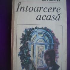 HOPCT  INTOARCERE ACASA / CP SNOW  -1983 - 335   PAGINI