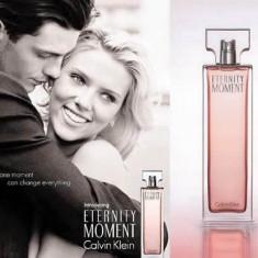 Calvin Klein Eternity Moment EDP 30ml pentru Femei