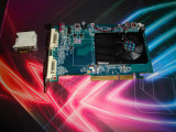 Placa video Ati Radeon HD 3650 x1650 AGP 8x 512mb Dx10 ( de colectie )