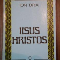 IISUS HRISTOS de ION BRIA,BUC.1992