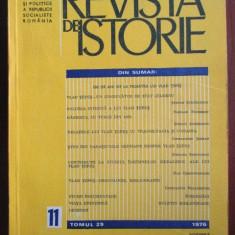 Revista de istorie 11/1976