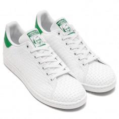 Adidasi barbati Adidas Stan Smith, culoare alb , marimea 42 2/3