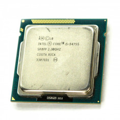 Procesor intel i5-3475s socket 1155 ivy bridge quad core 2.9Ghz-3.6Ghz + pasta