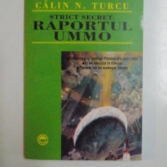 STRICT SECRET:RAPORTUL UMMO de CALIN N. TURCU 1993