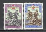 Algeria.1966 Ziua luptatorilor ptr. libertate  SX.152