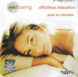CD  Efforthless Relaxation, original