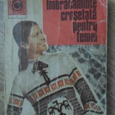 IMBRACAMINTE CROSETATA PENTRU FEMEI - SERAFIM VENERA, KEHAIA CIRESICA