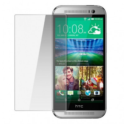 Tempered Glass - Ultra Smart Protection HTC One M8 Dual SIM foto