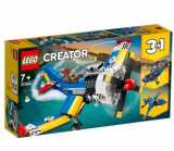 LEGO Creator 3 in 1, Avion de curse 31094