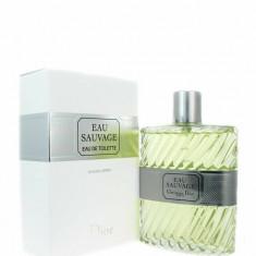 Apa de toaleta Christian Dior Eau Sauvage, 50 ml, Pentru Barbati