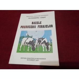 ALEXANDRU IGNAT - BAZELE PRODUCERII FURAJELOR