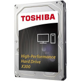 Hard disk Toshiba X300 5TB SATA-III 3.5 inch 7200 rpm 128MB BOX