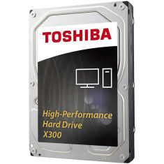 Hard disk Toshiba X300 5TB SATA-III 3.5 inch 7200 rpm 128MB Bulk