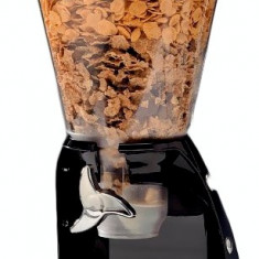 Dispenser policarbonat fulgi de porumb 5,5 litri.21x25x47cm negru MN0136457 Raki