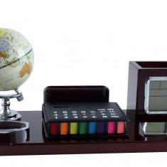 Office Business Desk Dark Brown