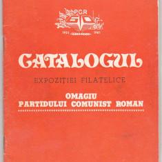 bnk fil Catalogul Expofil Omagiu PCR Ploiesti 1981