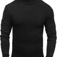 Maletă neagră bărbați Bolf 315