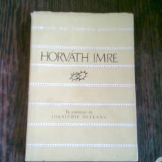 HORVATH IMRE - VERSURI