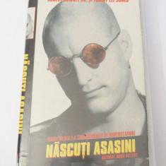 Caseta video VHS originala film tradus Ro - Nascuti Asasini