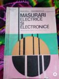 Masurari electrice si electronice-manual cls X,XI,XII-Eugenia Isac