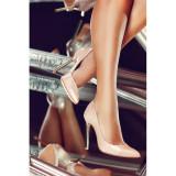 Pantofi Caroline Crem, 35 - 40