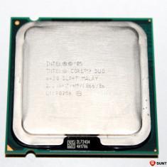 Procesor Intel Pentium Core 2 Duo E6420 2.1GHz Socket PLGA775 SLA4T