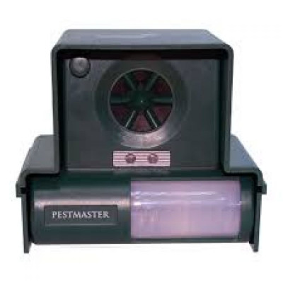 Aparat cu ultrasunete anti caini, rozatoare, pasari, pisici, Pestmaster Animal away, 100 mp foto