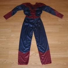 Costum carnaval serbare spiderman pentru copii de 7-8-9 ani, 7-8 ani, Din imagine