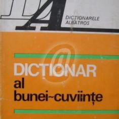 Dictionar al bunei cuviinte