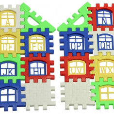 Joc constructii plastic