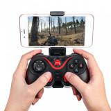 Controller Joystick X7 Bluetooth pentru telefoane tablete iOS, Android,PC