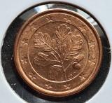 H609 Germania 1 euro cent 2017 A, Europa