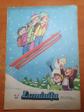 Revista pentru copii - luminita februarie 1987