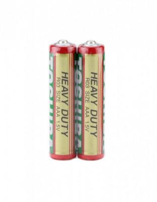 Baterie Toshiba Heavy Duty AAA R3 1.5V zinc carbon bulk 2 buc. foto