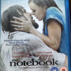 The Notebook (BluRay)