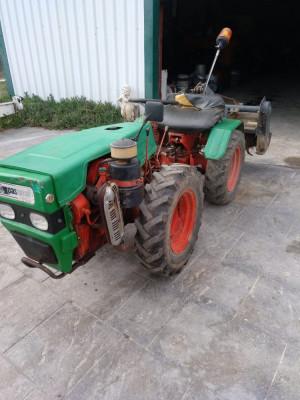 Tractor foto