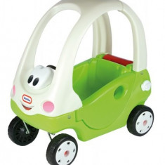 Masinuta sport cu roti 360,podea detasabilasi maner Cozy Coupe Little Tikes, Multicolor
