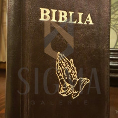 BIBLIA SAU SFINTA SCRIPTURA , USA 2006