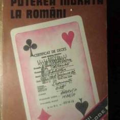 PUTEREA INGRATA LA ROMANI - MIRCEA RADU IACOBAN