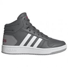 Ghete Copii Adidas Hoops Mid 20 K EE6709
