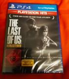 The Last of Us PS4, original și sigilat, alte sute de jocuri!, Actiune, 16+, Single player