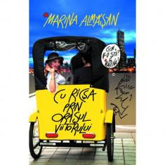 Cu Ricsa prin orasul viitorului - Marina Almasan